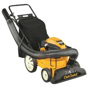 Cub Cadet 1.5 inch 159cc Gas Chipper Shredder Vacuum by Cub Cadet