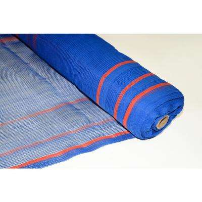 4 ft. x 150 ft. Safety Netting FR in Blue