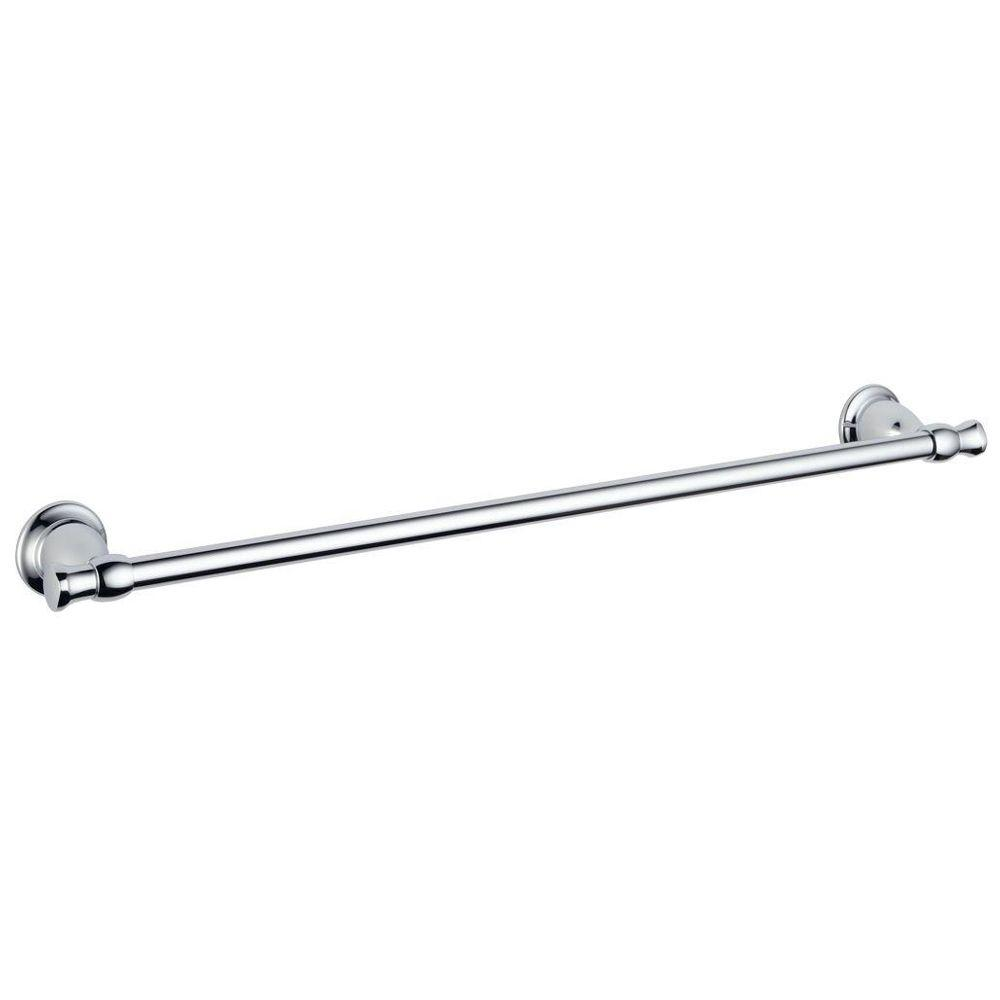 Delta Lockwood 24 in. Towel Bar in Chrome-DISCONTINUED