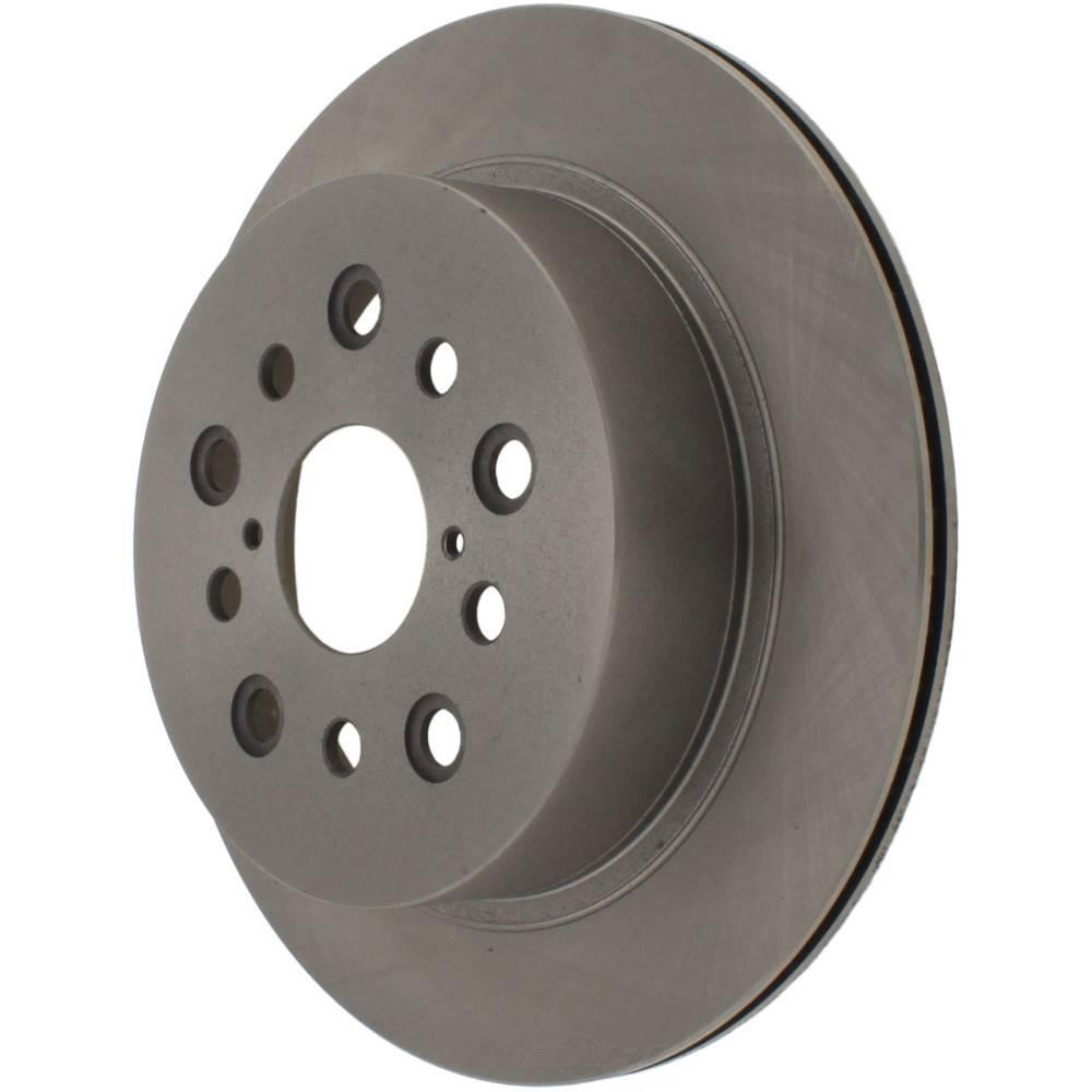Centric Parts Disc Brake Rotor 2001 2006 Lexus Ls430 121 44123 The Home Depot
