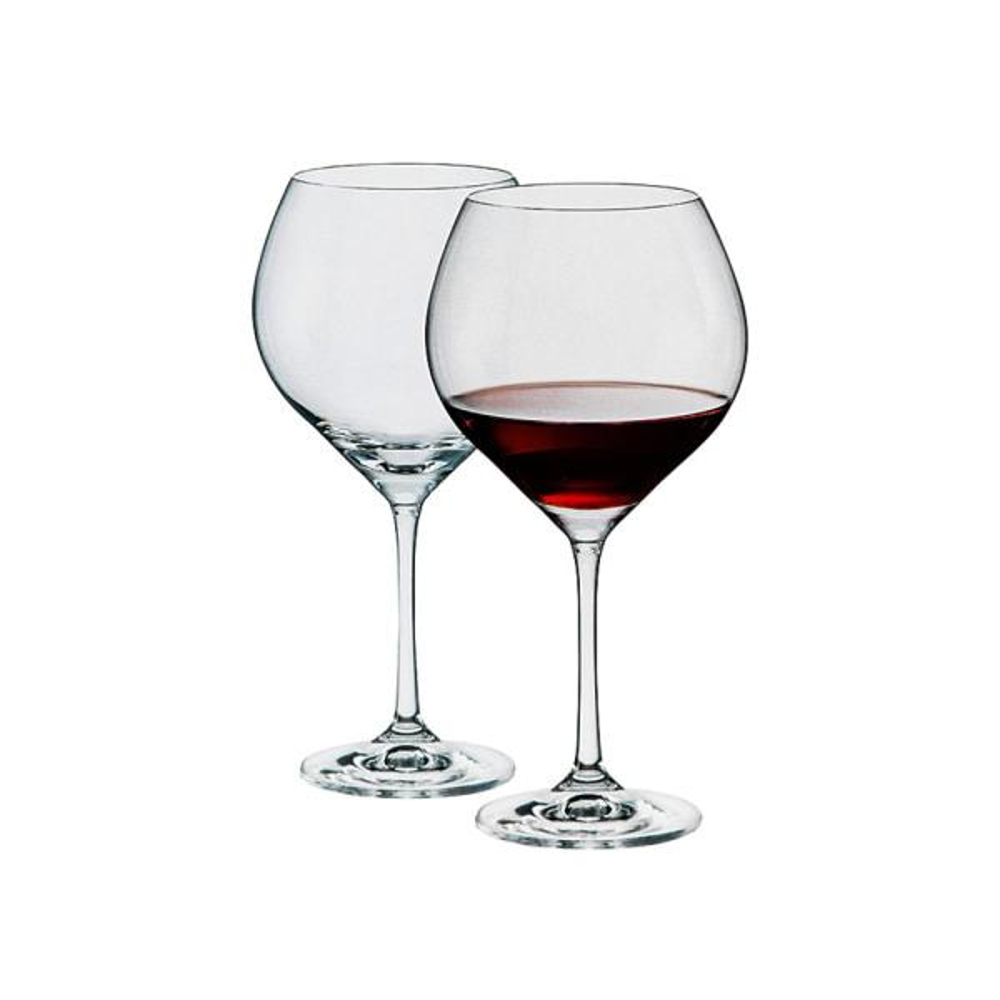 e87e29e3fb53 HOME ESSENTIALS & BEYOND Bohemia Sophia 22 fl. oz. Balloon Stemware Red  Wine Glasses