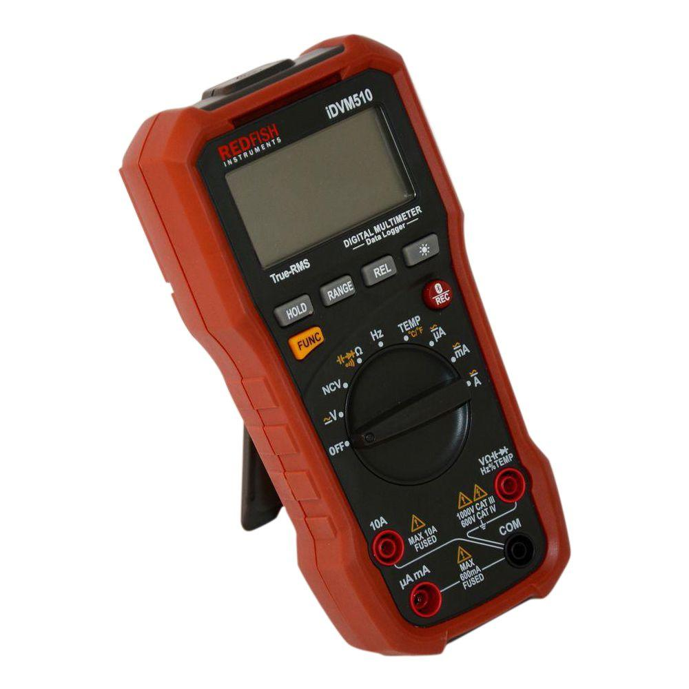 null iOS and Android Enabled Wireless Multimeter