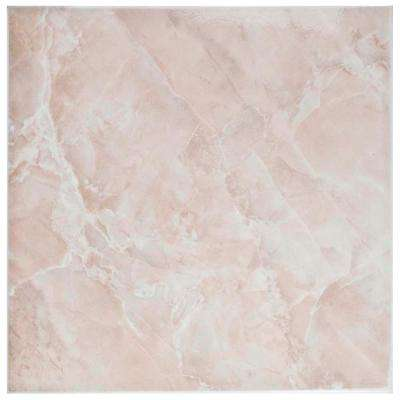 Gamma Rosa 11-3/4 in. x 11-3/4 in. Ceramic Floor and Wall Tile (11 sq. ft. / case)