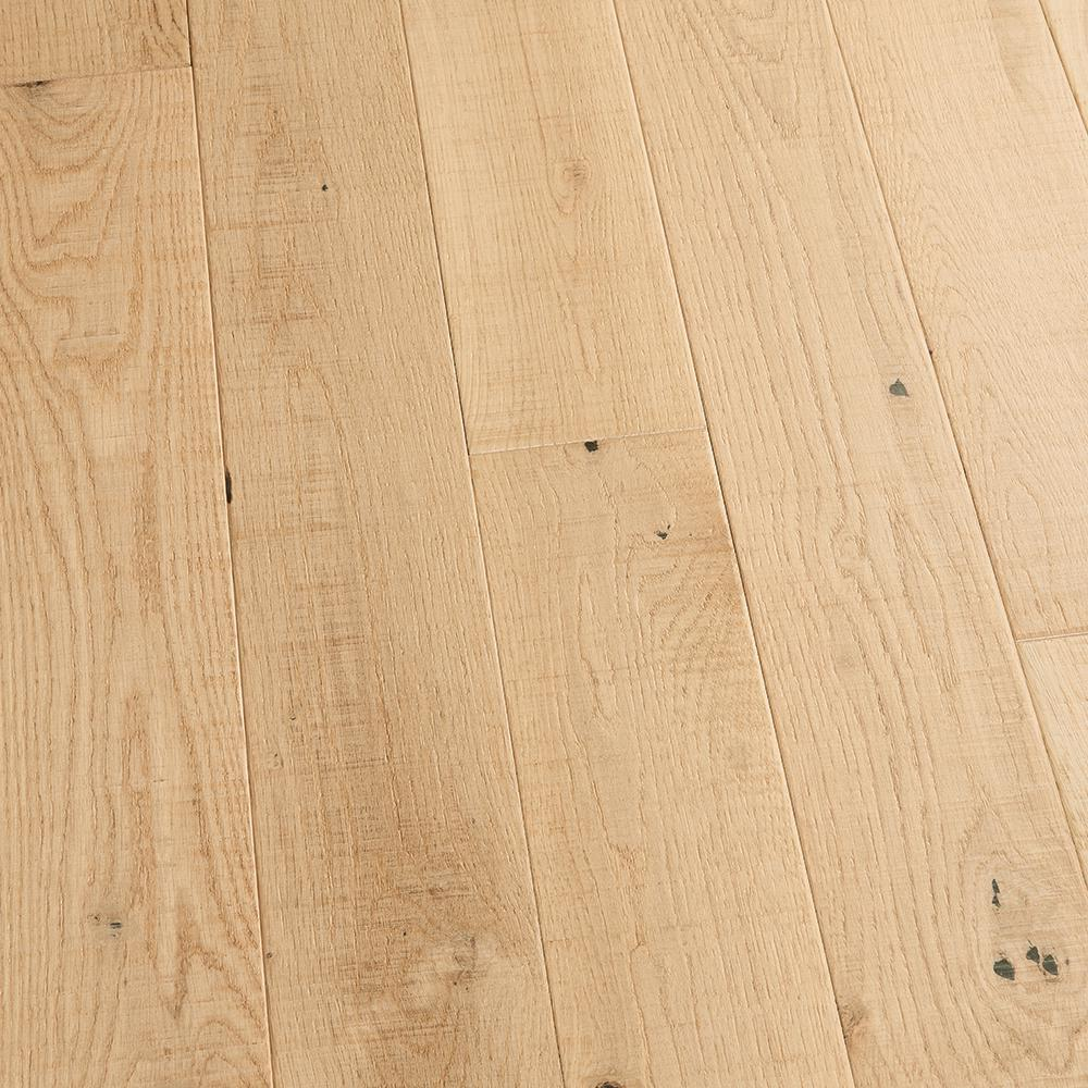 Malibu Wide Plank Take Home Sample French Oak Point Reyes Solid