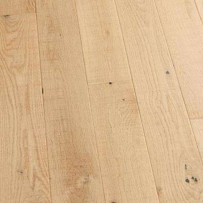 Take Home Sample - French Oak Point Reyes Solid Hardwood Flooring - 5 in. x 7 in.
