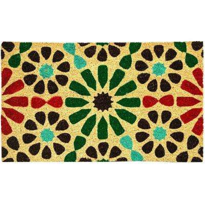 Aspen Multi 18 in. x 30 in. Door Mat