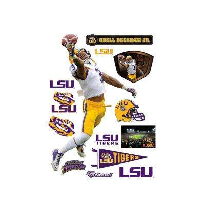 76 in. H x 48 in. W Odell Beckham Jr. LSU Wall Mural
