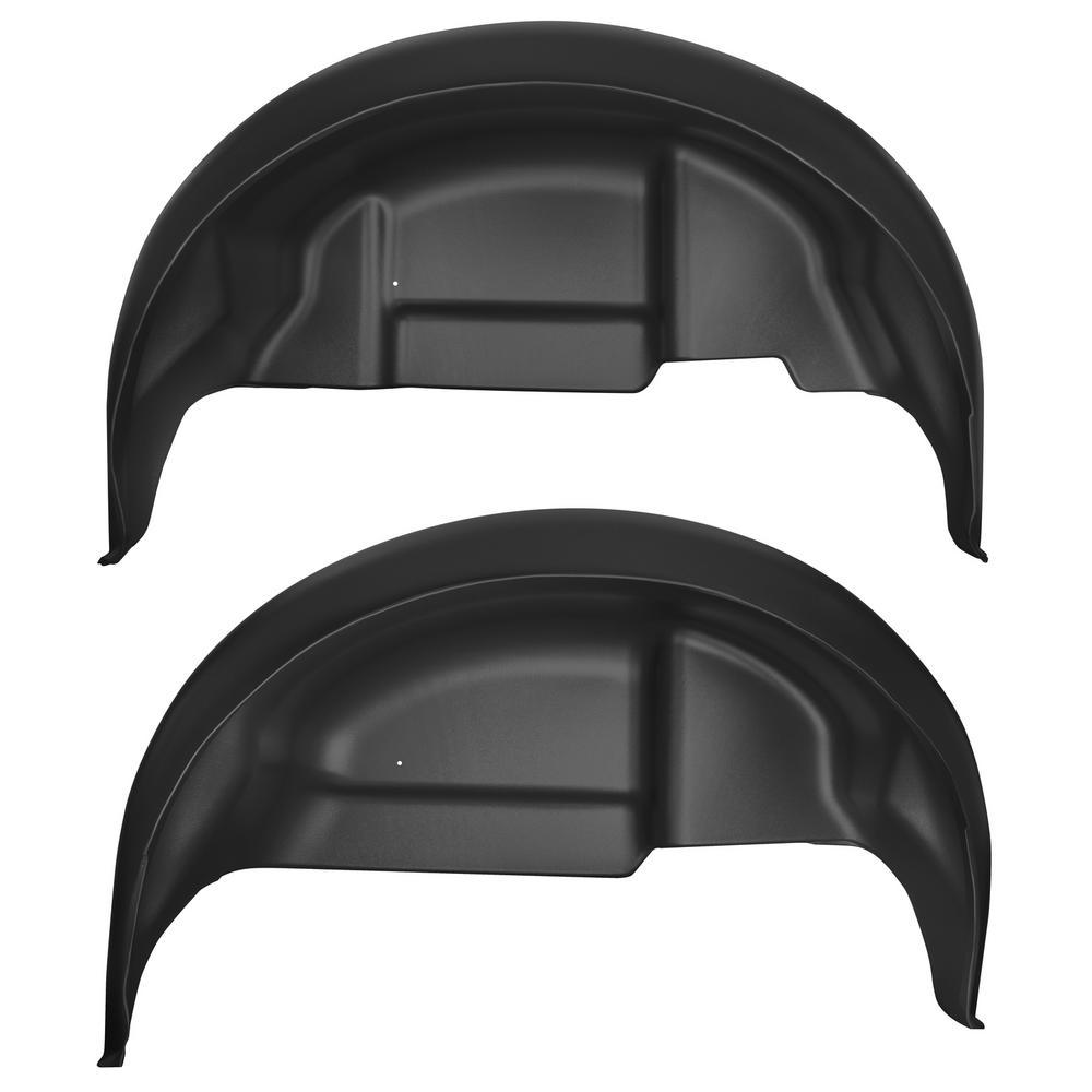 Rear Wheel Well Guards Fits 18-18 F150 Raptor