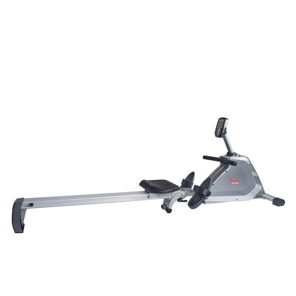 3a59cf71b5d Sunny Health   Fitness Programmable Magnetic Rower-SF-RW5854 - The ...