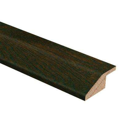 Oak Coffee 3/8 in. Thick x 1-3/4 in. Wide x 94 in. Length Hardwood Multi-Purpose Reducer Molding