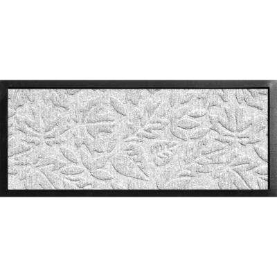Aqua Shield Boot Tray Fall Day White 15 in. x 36 in. Door Mat