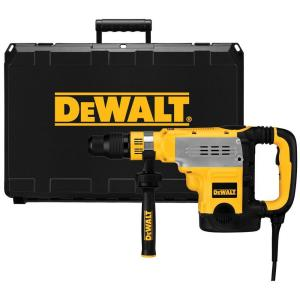 Dewalt 13.5 Amp 1-7/8 inch SDS-MAX Corded Combination Hammer Drill with 2-Stage Clutch/E-Clutch by DEWALT