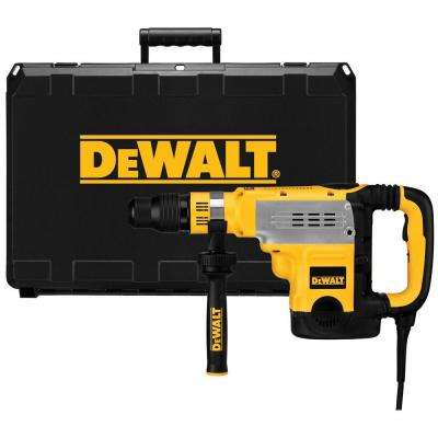 13.5 Amp 1-7/8 in. SDS-MAX Corded Combination Hammer Drill with 2-Stage Clutch/E-Clutch