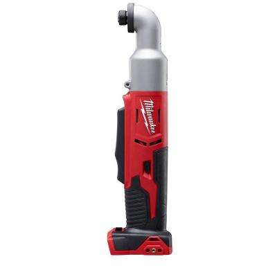 M18 18-Volt Lithium-Ion Cordless 2-Speed 1/4 in. Right Angle Impact Driver (Bare Tool)