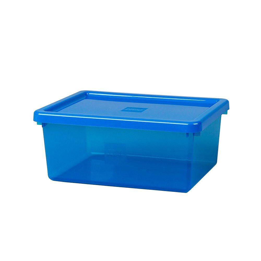 Bright Blue  Box