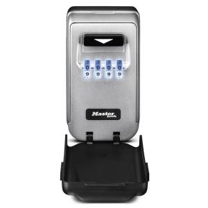 Master Lock SafeSpace Wall Mount Light-Up Dial Lock Box by Master Lock
