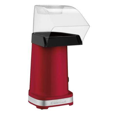 Easy Pop Hot Air 2 oz. Red Countertop Popcorn Machine