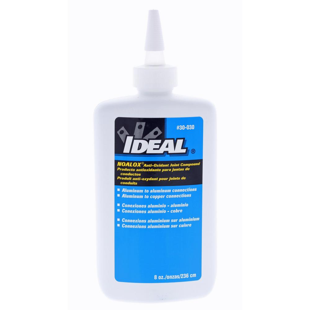 Ideal Ideal Noalox Anti-Oxidant 8 oz. Squeeze Bottle (Standard Package, 2 Bottles)