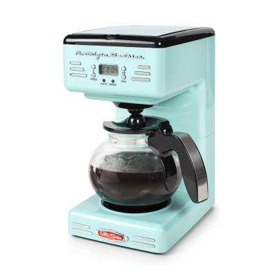 Retro Series 12-Cup Programmable Coffee Maker