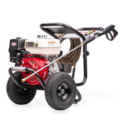 PowerShot PS60869 4000 PSI at 3.5 GPM HONDA GX270 Cold Water Pressure Washer