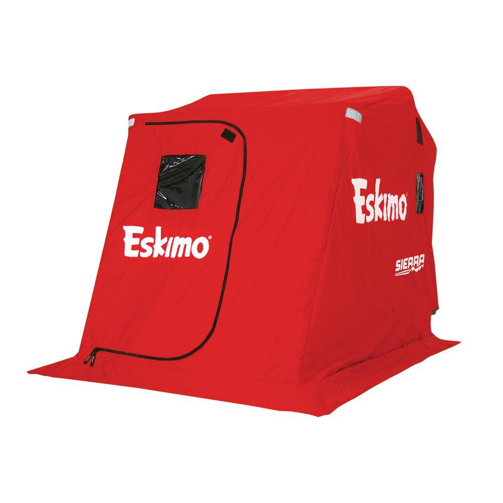 Eskimo Sierra 2-Person Sled Style Flip Shelter