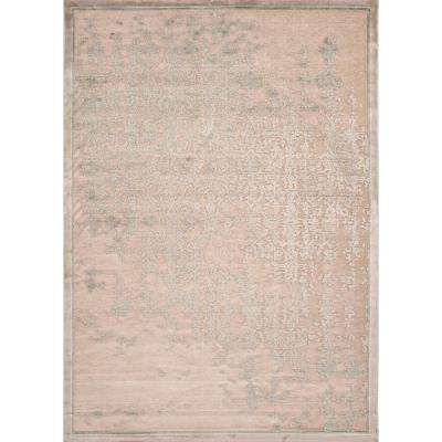 Machine Made Tapioca 7 ft. 6 in. x 9 ft. 6 in. Abstract Area Rug