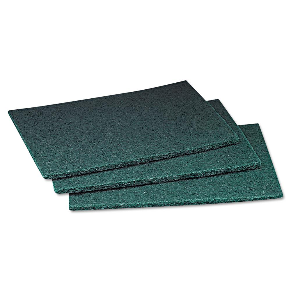 6 in. x 9 in. Commercial Scouring Pad (Case of 3)