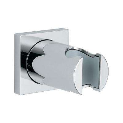 Rainshower Wall Mount Hand Shower Holder in StarLight Chrome