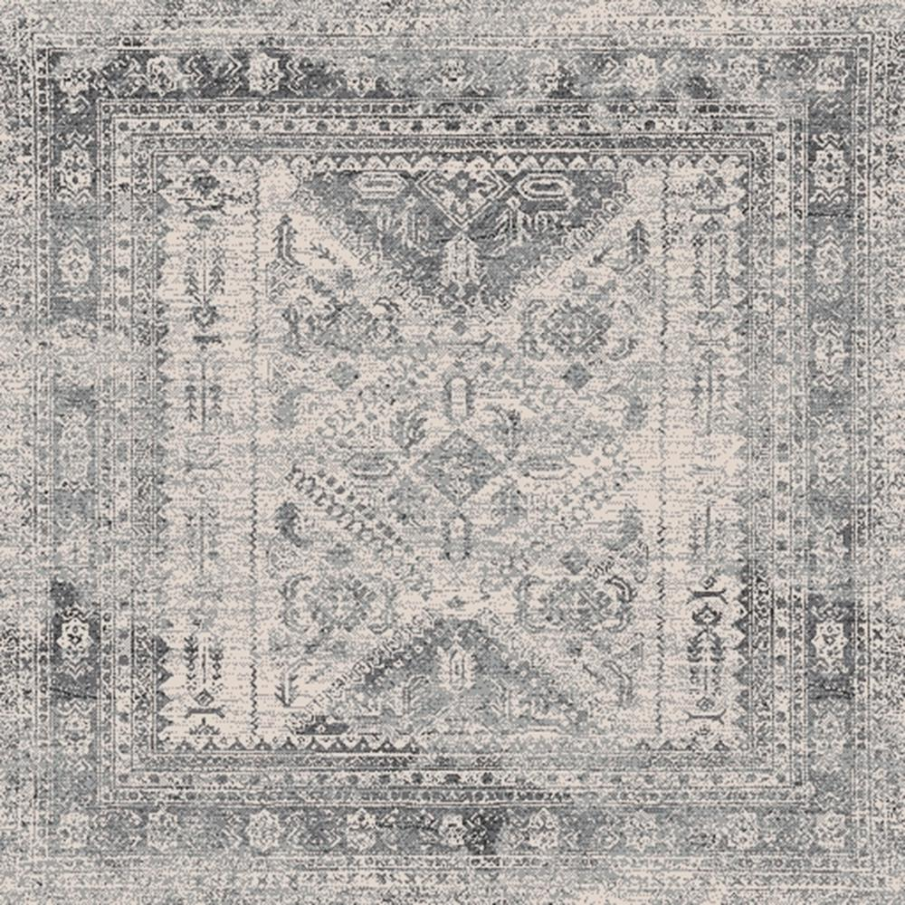 Artistic Weavers Havana Grey 5 ft. 3 in. Square Area Rug was $115.0 now $74.8 (35.0% off)