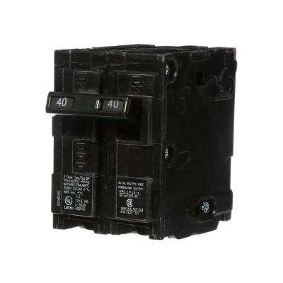 40 Amp Double-Pole Type QP Circuit Breaker