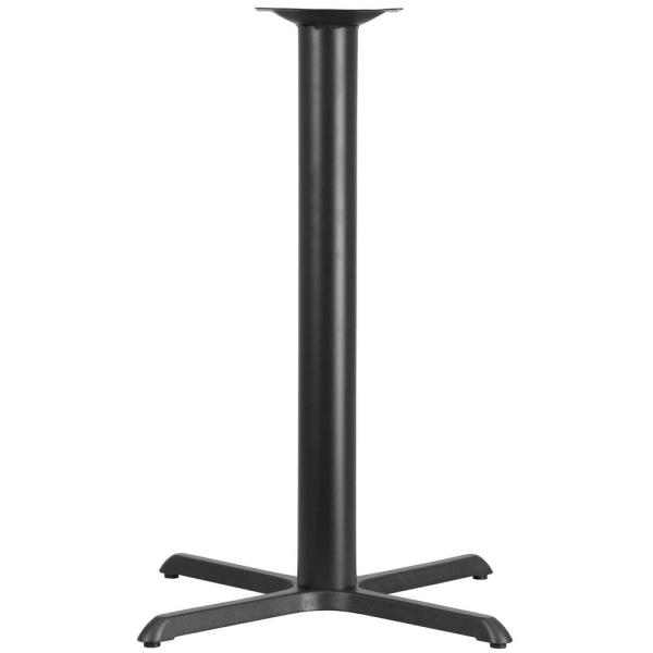 Black Table Base Only