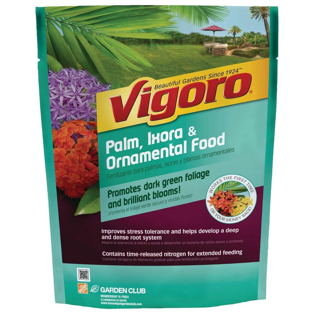 Vigoro 3.5 lb. Palm, Ixora and Ornamental Plant Food