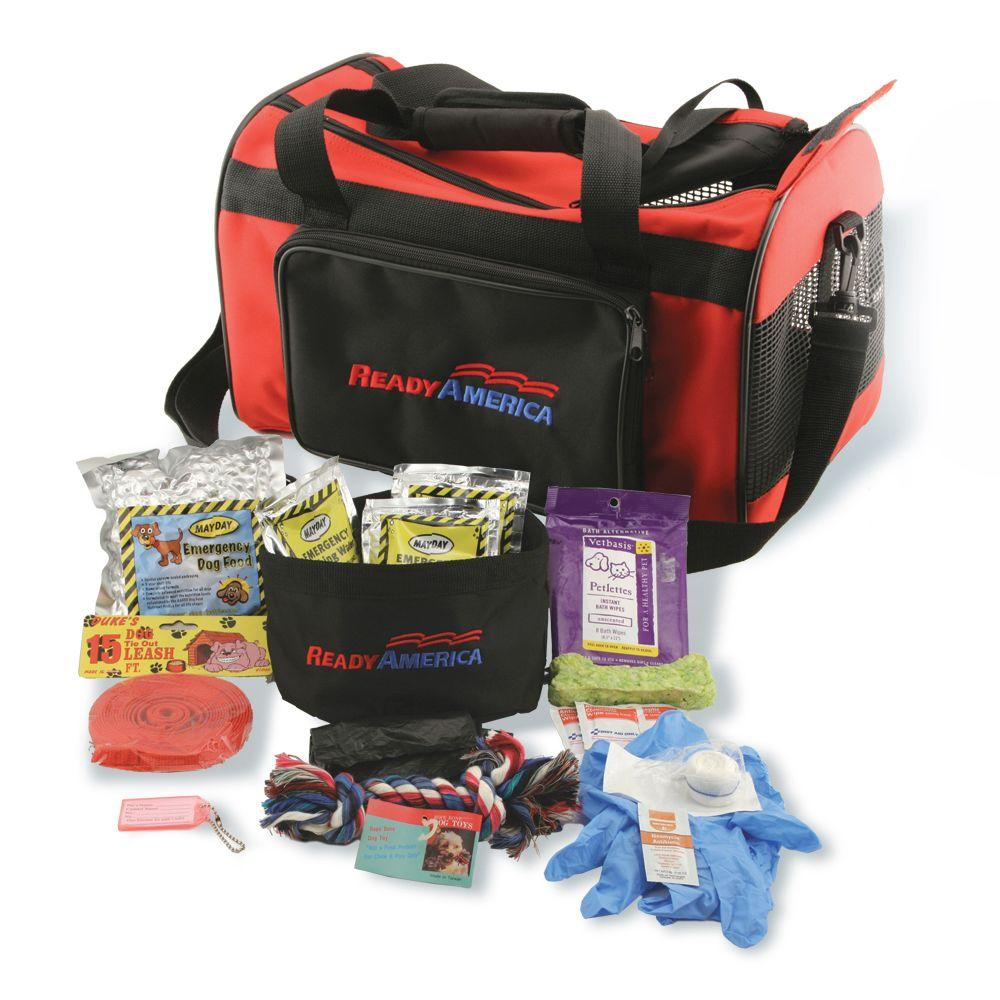 Ready America Small Dog Evacuation Kit