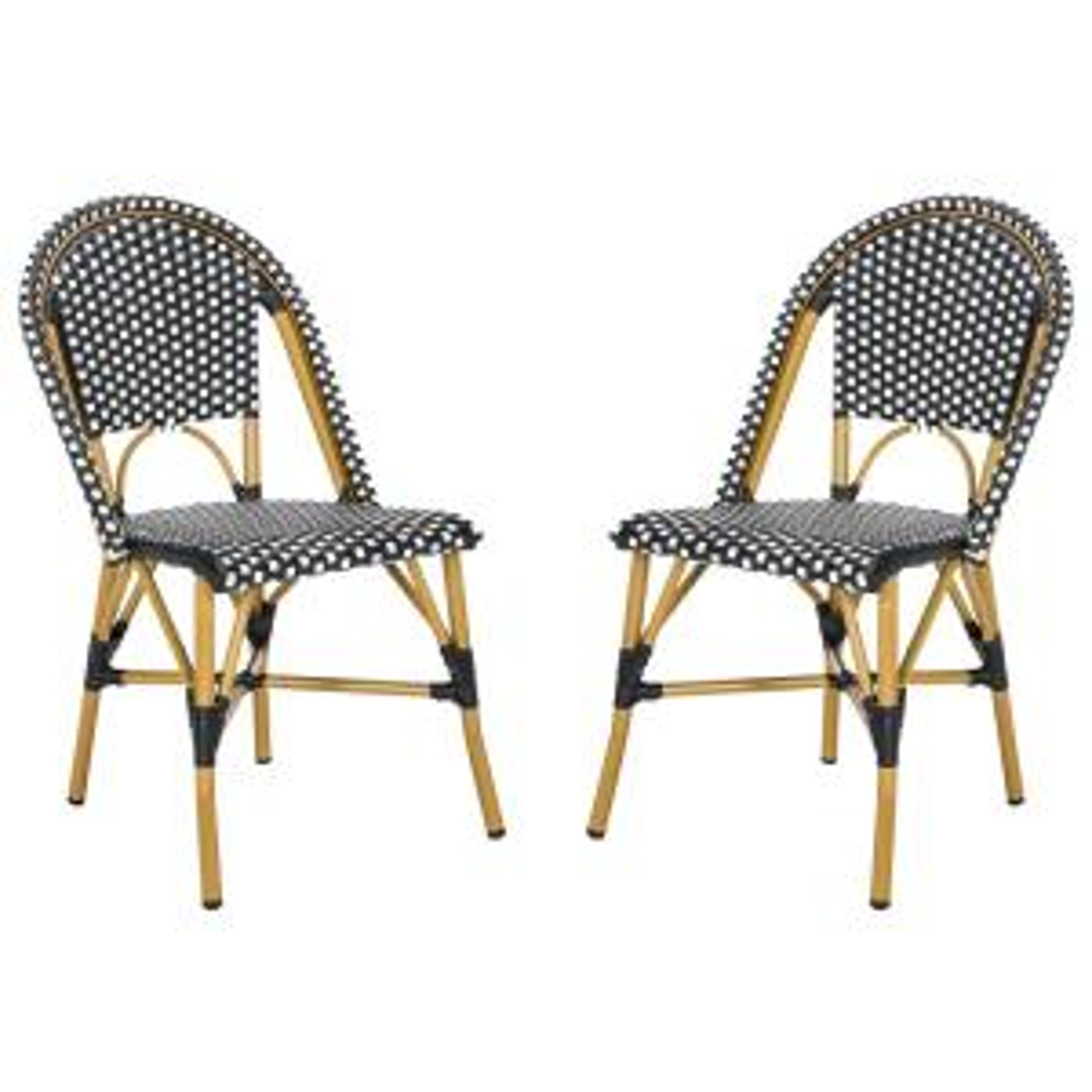 Strange Litton Lane 30 In X 27 In Modern Iron Red Garden Chair Machost Co Dining Chair Design Ideas Machostcouk