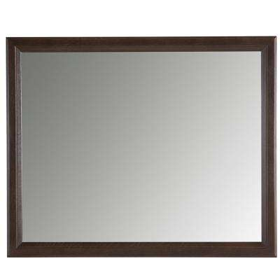 31 in. W x 26 in. H Wall Mirror in Dusk