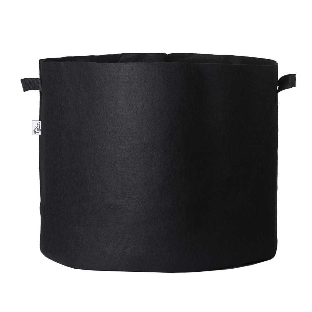 33 in. x 41 in. 150 Gal. Breathable Fabric Pot Bag