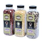 Great Northern 15 oz. Premium Old Glory Autumn White, Winter White and Summer Blue Sky Popcorn Variety Packs (3-Pack)