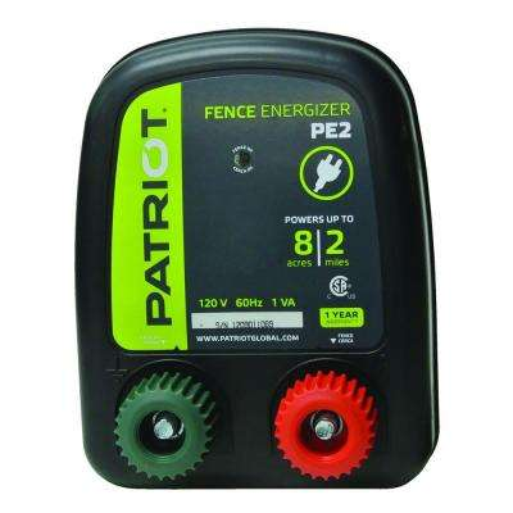 PE2 Fence Energizer - 0.10 Joule