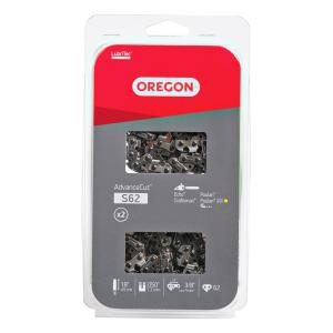 Oregon 18 inch Chainsaw Chain (2-Pack) by Oregon