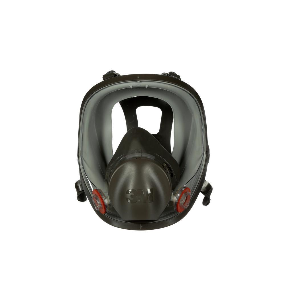 Small Full Face Piece Reusable Respirator (Case of 4)