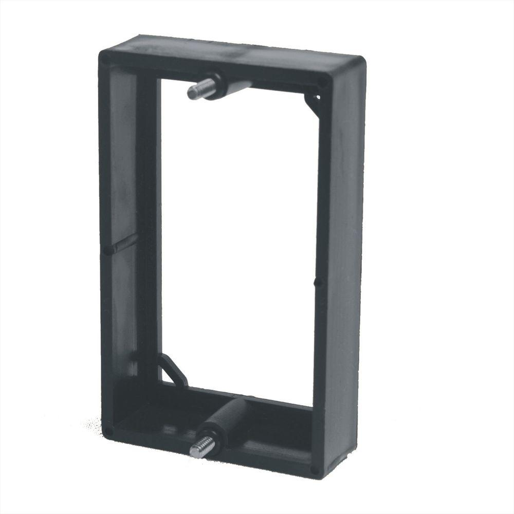 Receptxtenders 1 Gang 3 4 In Electrical Receptacle Box Extension Ring