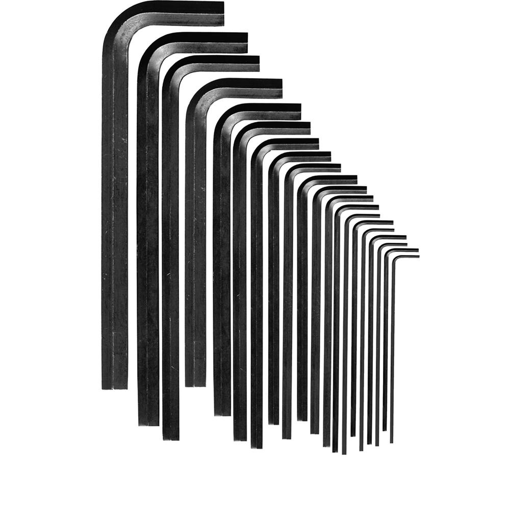 Eklind 16114 7//32 Bright Short Series Hex-L Key, Pack of 10