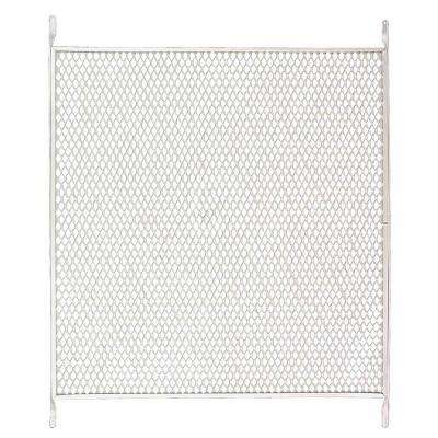 30 in. x 36 in. White Patio Grille