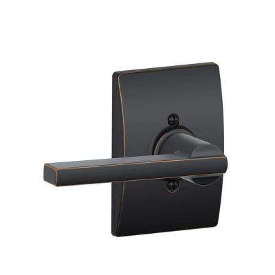 Century Collection Latitude Aged Bronze Dummy Lever