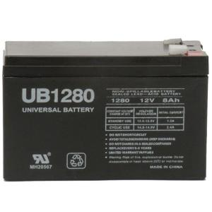 Adventure Power 12-Volt SLA F2 Terminal AGM Battery by Adventure Power