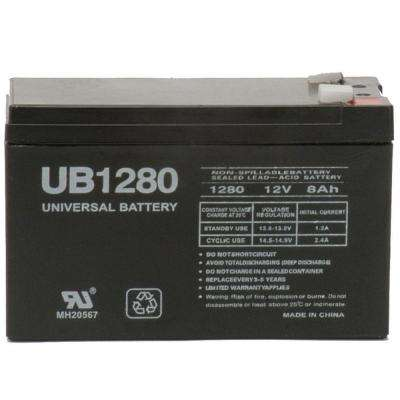 SLA 12-Volt F2 Terminal AGM Battery