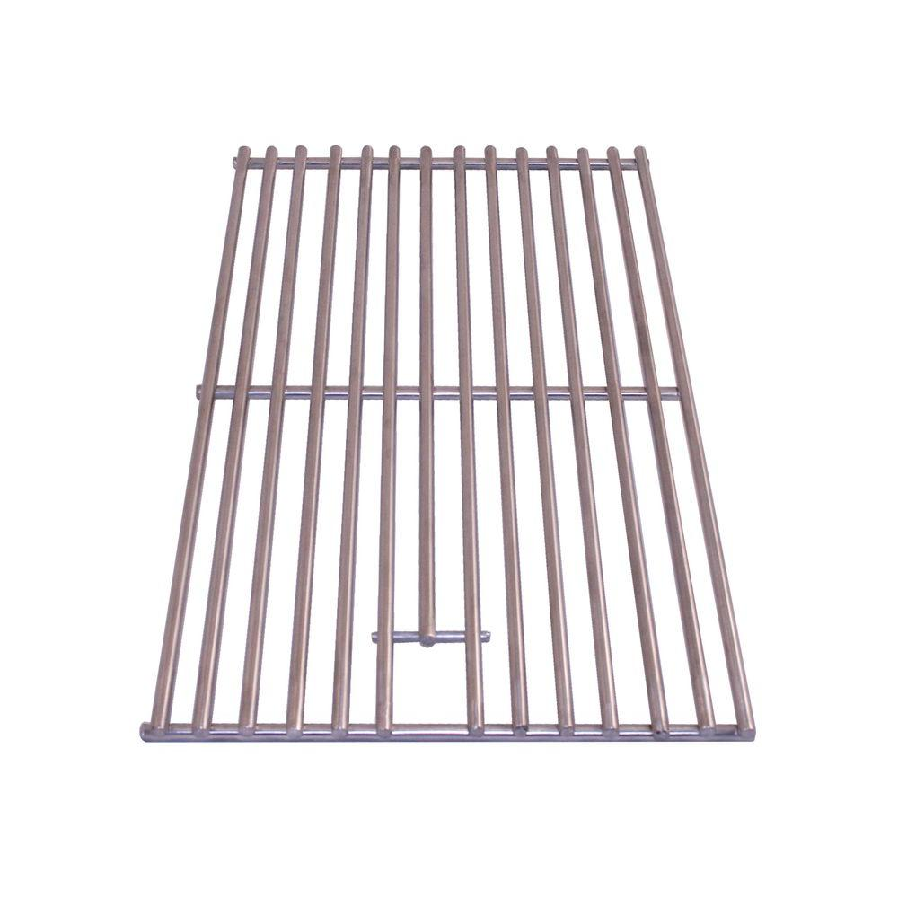KitchenAid 18.8 in. x 10.47 in. Stainless Steel Cooking Grid with Hole Renew your KitchenAid gas grill with Stainless steel replacement cooking grates. Replacement grates for KitchenAid models 720-0826 and 740-0780. Freshen the look and performance of your cooking grates, to enhance the life span of your KitchenAid grill. Package consists of 1 Stainless Steel Cooking Grate.