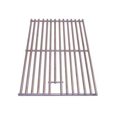 18.8 in. x 10.47 in.  Stainless Steel Cooking Grid with Hole