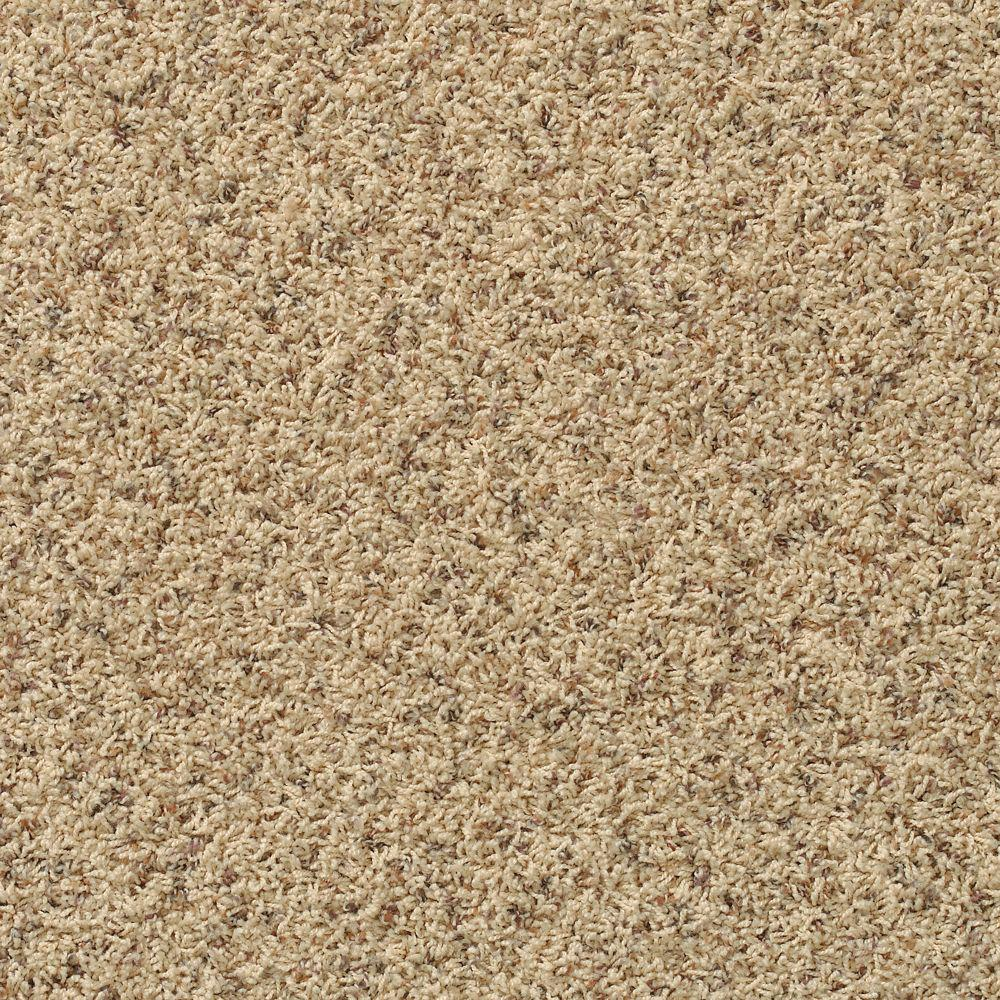 Platinum Plus Kingston Heights - Color Blond Willow 12 ft. Carpet