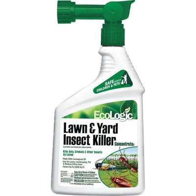 32 oz. Ready-to-Spray Concentrate Lawn Insect Killer